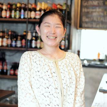 Tomoko Shimoda's recent photograph.